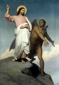 Tentação de JESUS no Deserto