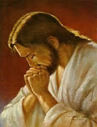 Jesus, na slidão de seus Pensamentos com DEUS